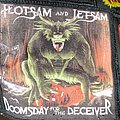 Flotsam and Jetsam - Doomsday for the Deceiver - Printed Patch