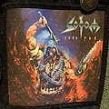 Sodom - Code Red - Printed Patch
