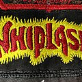 Whiplash - Woven Patch