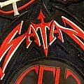 Satan - Woven Patch