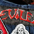 Evile - Woven Patch