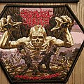 Suicidal Angels - Divide & Conquer Woven Patch
