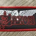 Saxon - Patch