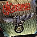 Saxon - Wheels of Steel - Woven Patch