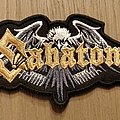 Sabaton - Patch - Sabaton - Eagle - Woven Patch