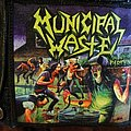 Municipal Waste - The Art of Partying - Printed Patch