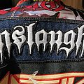 Onslaught - Logo - Woven Patch