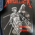 Metallica - And Justice for All - Woven Patch
