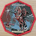 Grim Reaper - Patch - Grim Reaper - See You in Hell - Limited Edition Patch from Brazilian Steel