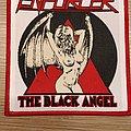 Enforcer - Black Angel Patch