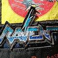 Raven - Woven Patch
