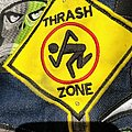 D.R.I. - Thrash Zone - Woven Patch