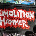 Demolition Hammer - Woven Patch