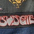 Budgie - Woven Patch