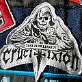 Crucifixion - Take It or Leave It - Patch