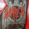Slayer - Black Eagle Patch