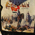 Saxon - Crusader - Printed Patch