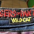 Tygers of Pan Tang - Wild Cat - Woven Patch