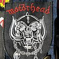 Mötorhead - Snaggletooth - Woven Patch