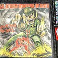 S.O.D. - Stormtroopers of Death - Bigger than the Devil - Printed Patch