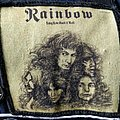 Rainbow - Long Live Rock 'n' Roll - Printed Patch
