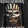 Iron Maiden - Book of Souls Tour T-Shirt 2017