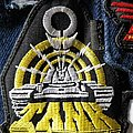 Tank - Woven Patch
