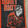 Quiet Riot - Metal Health - Woven Patch
