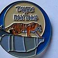 Tygers of Pan Tang - Spellbound - Metal Badge