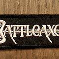 Battleaxe - Patch - Battleaxe - Logo Woven Patch