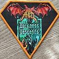 Dark Angel - Darkness Descends - Woven Diamond Patch