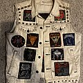 Kreator - Battle Jacket - Bleached and Painted Update