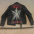 Celtic Frost - Morbid Tales painted leather jacket
