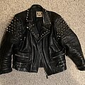 Venom - Battle Jacket - Studded Leather WIP