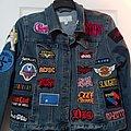 Metallica - Battle Jacket - 80s Rock Band Battle Jacket ( almost done)