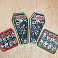 Exhumed woven patches