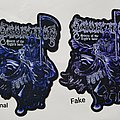Dissection - Patch - Dissection bootleg
