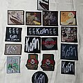 Korn - Patch - Korn Woven Patches