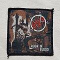 Slayer - Patch - Vintage Slayer!!!