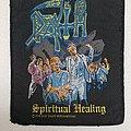 Death - Patch - Vintage Death