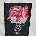 Death - Patch - Vintage Death Patch