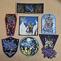 Cruel Force Woven Patches
