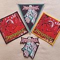 Haemorrhage - Patch - Haemorrhage woven patches