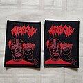 Apraxic - Patch - Apraxic woven patches