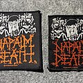Napalm Death - Patch - Napalm Death Variant?