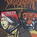 Cancer - Patch - For Beneath_Remains