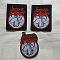 Last Days Of Humanity - Patch - Last days of Humanity woven patches