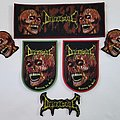 Deteriorate - Patch - Deteriorate Woven patches