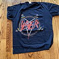 Slayer - TShirt or Longsleeve - Reign In Blood Tour 86 - Canada