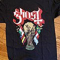 Ghost - TShirt or Longsleeve - World Cup Mexico